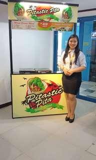 Pitastic Pita Food Cart Franchise