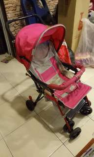 Baby Throne Light Stroller