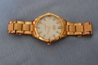 Sophie paris watch rose gold