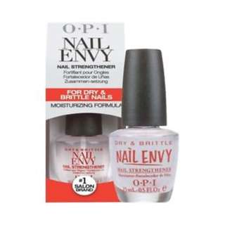 🚚 [IN STOCK] OPI NAIL ENVY – DRY & BRITTLE (100% AUTHENTIC)