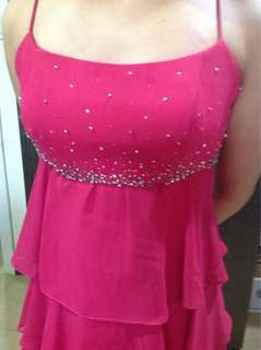DREEZZE GOWN PINK