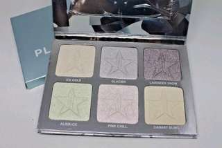 Jeffree Star Skin Frost PRO Palette Platinum Ice