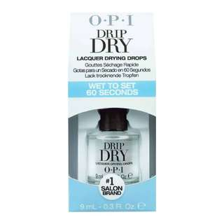 🚚 [IN STOCK] OPI DRIP DRY (100% AUTHENTIC)