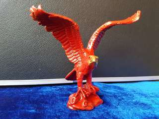 Bronze Red Eagle