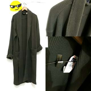Korean long oversized casual outwear/outer/ cardigan/ jacket/ coat/PLEASE TO READ  DESCRIPTION MORE CAREFULLY