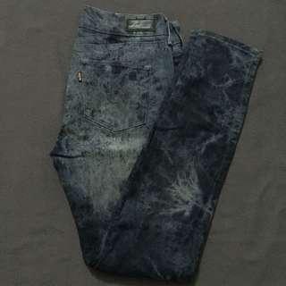 Levi's Acid Wash Jeans