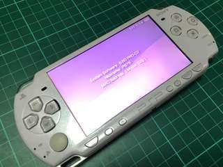 Sony Psp 2000 Slim Lavender Purple