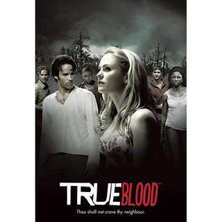 True Blood DVDs (Season 1, 2 & 3) for Sale