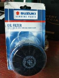 Suzuki Oil filter Genuine Parts