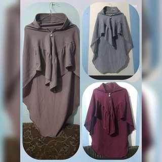 Hijab releting mutiara