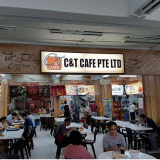 Food Stall For Rent @ Bedok Reservior