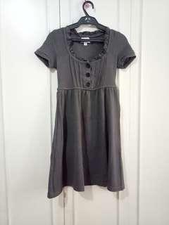 Brown Barbie Dress