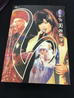 周慧敏演唱會DVD