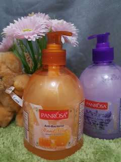 Panrosa anti bacterial hand wash 500 ml