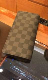 Louis Vuitton Men Long Wallet