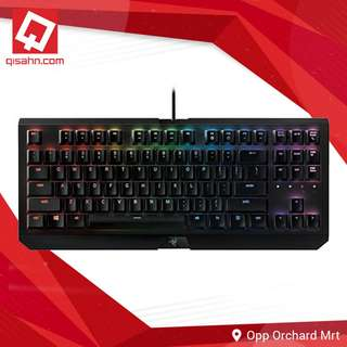 Razer BlackWidow X Tournament Edition Chroma - Multi-color Mechanical Gaming Keyboard