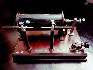 Vintage antique Tesla Coil