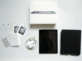 Apple Ipad 2 (2nd Gen) 32GB Wifi + 3G (Bekas)