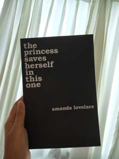 Amanda lovelace poetry the princess saves herself in this one