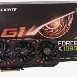 Gigabyte Gaming G1 GTX 1080