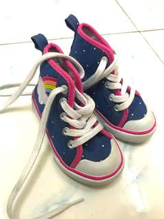 Gymboree Baby High Top Sneaker