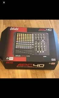 Akai Apc 40 like brand new
