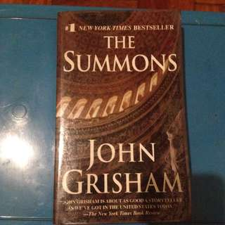 The Summon by John Grisham