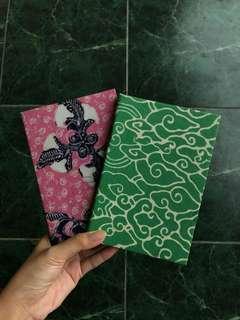 Notes Batik