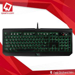 Razer Blackwidow Ultimate 2018 Mechanical Gaming Keyboard