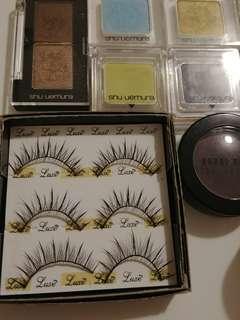 Makeup lot Shu Uemura, Mac, Laneige, Bobbi Brown and more!