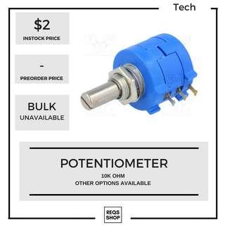 🚚 Potentiometer