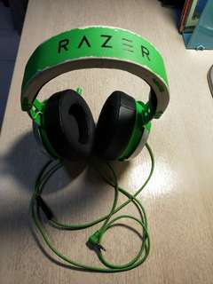 Razer Headset (Definitely Authentic)