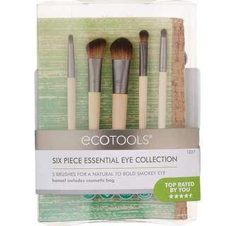 Ecotools Six Piece Eye Collection 6pc eye makeup brush