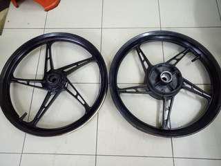 lc135 sport rim original