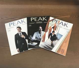 Peak Magazines