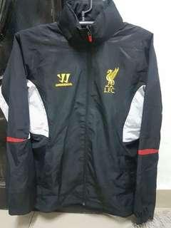 Jacket/jaket All weather Liverpool FC 2012-2013 Original