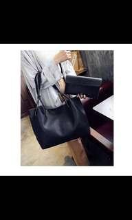 ON HAND 2 in 1 Korean Shoulder Bag