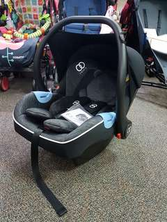 koopers danza infant carseat