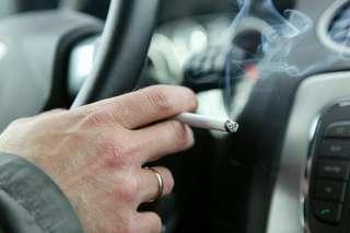 CAR AIR SMOKE PURIFIER