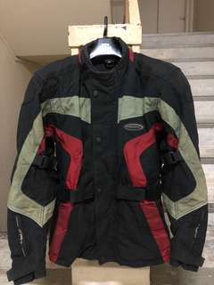 Held riding jacket
