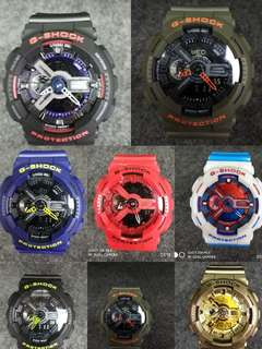 Casio Gshock手錶大特賣
