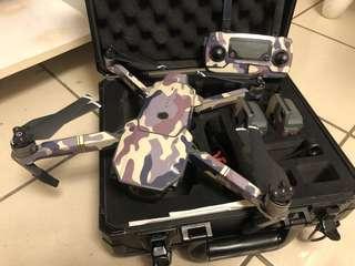 大疆  DJI Mavic Pro 御 三電、鋁箱、原廠包、完整套件;免費教飛、姿態模式