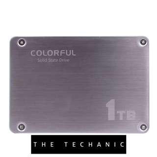 COLORFUL SL500 BOOST 1TB SATA III SSD