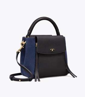 Tory burch half moon crossbody  5️⃣colour