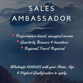 Sales Ambassador