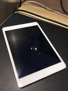 Apple iPad Mini 1 WiFi 32GB (white) #1790