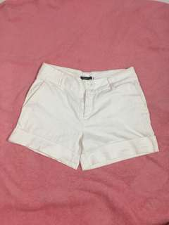 Hot Pant in White