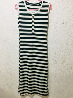 Long Dress (Dark Green)