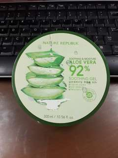 Nature republic aloe vera free ongkir