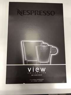 Nespresso View Collection 咖啡杯